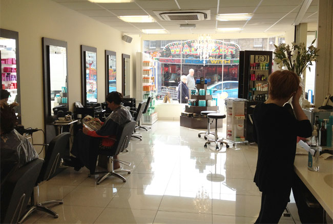 Browns Hairdressing - Browns Hairdressing, Stamford