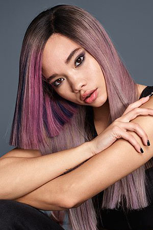 Crazy hair colours - Halifax & Bradford hairdressers