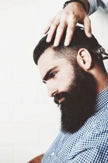 The Gents Fade Hair Cut