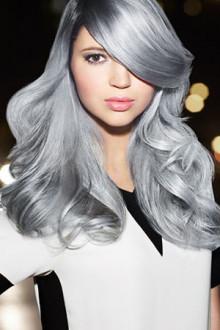 Silver Grey Platinum Blonde Hair Hair Salon Birmingham
