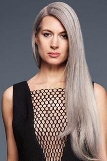 Platinum Silver Grey Hair Colours Hair Salons Islington